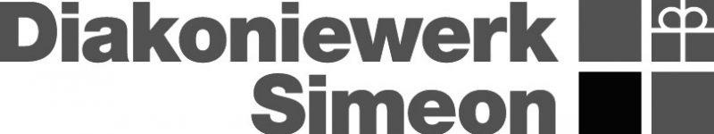 Logo Diakoniewerk Simeon_Schwarz Weiß