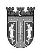 Logo Wappen Kosmosviertel_Schwarz Weiß